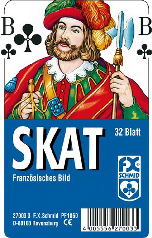Spiele Skat